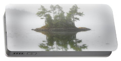 Maine Morning Portable Battery Charger