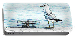 Maine Seagull Portable Battery Charger