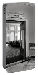 Maine Senate Chamber Doorway Portable Battery Charger