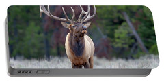Majestic Bull Elk Portable Battery Charger