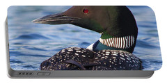 Majestic Common Loon Portable Battery Charger
