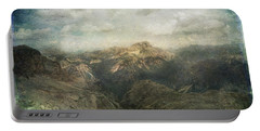 Majestic Dolomites Portable Battery Charger