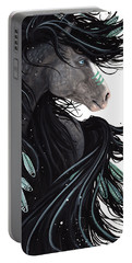 Majestic Dream Horse #138 Portable Battery Charger
