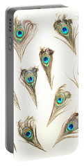 Majestic Feathers Portable Battery Charger
