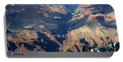 Portable Battery Charger featuring the photograph Majestic Grand Canyon by Laurel Powell