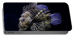 Majestic Lionfish Portable Battery Charger