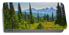 Majestic Meadows Portable Battery Charger
