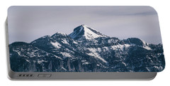 Majestic Morning On Pagosa Peak Portable Battery Charger