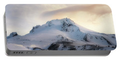 Majestic Mt. Hood Portable Battery Charger by Ryan Manuel