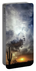 Portable Battery Charger featuring the photograph Majestic by Rick Furmanek