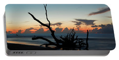 Portable Battery Charger featuring the photograph Majestic Sunrise by Ronald Santini