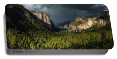 Majestic Yosemite National Park Portable Battery Charger