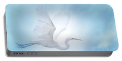 Majesty Of The Skies Portable Battery Charger