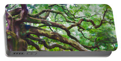 Majesty - The Angel Oak Portable Battery Charger