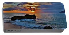 Makua Sunset Portable Battery Charger
