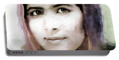 Malala Yousaf Zai 10 Portable Battery Charger