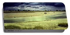 Maldon Estuary Towards The Sea Portable Battery Charger