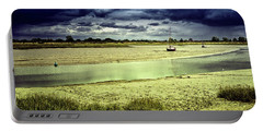 Maldon Estuary Towards The Sea Portable Battery Charger