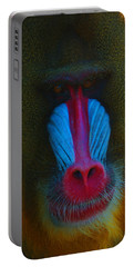 Male Mandrill Portable Battery Charger