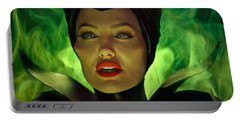 Maleficent Portable Battery Charger