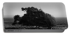 Portable Battery Charger featuring the photograph Malformed Treeline by Clayton Bruster