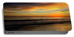 Malibu Beach Sunset Portable Battery Charger