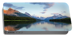 Maligne Lake Portable Battery Charger