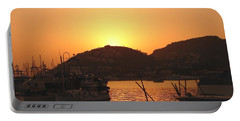 Portable Battery Charger featuring the photograph Mallorca 1 by Ana Maria Edulescu