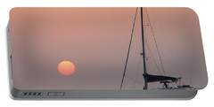 Portable Battery Charger featuring the photograph Mallorca 3 by Ana Maria Edulescu