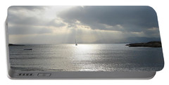 Portable Battery Charger featuring the photograph Mallorca by Ana Maria Edulescu