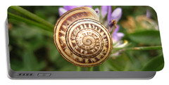 Malta Snail Portable Battery Charger