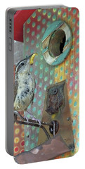 Mama Wren Got Breakfast Portable Battery Charger