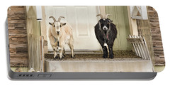 The Goat Guard Portable Battery Charger