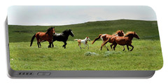 Mama's Little Foal Portable Battery Charger