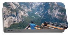 Man In Awe- Portable Battery Charger