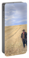 Man Of The West Portable Battery Charger