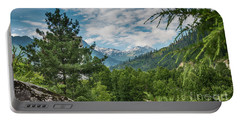 Manali In Summer Portable Battery Charger