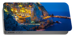 Manarola By Night Portable Battery Charger