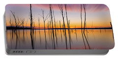 Manasquan Reservoir Long Exposure Portable Battery Charger