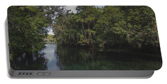 Manatee Springs Portable Battery Charger
