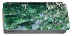 Manatees Portable Battery Charger