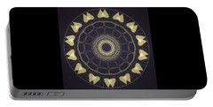 Mandala 3 Portable Battery Charger