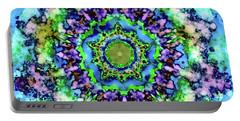 Mandala Art 1 Portable Battery Charger