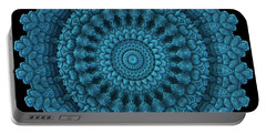 Mandala For The Masses Portable Battery Charger