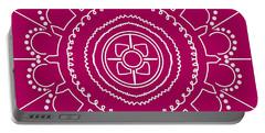 Mandala-i Portable Battery Charger