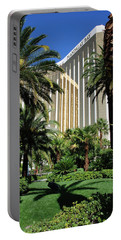 Portable Battery Charger featuring the photograph Mandalay Bay Hotel by John Schneider