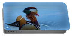 Majestic Mandarin Duck Portable Battery Charger