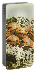 Mandarin Monsters Portable Battery Charger