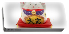 Maneki Neko Portable Battery Charger