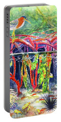 Aquatic Vegetation Portable Battery Chargers